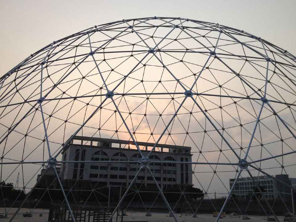 » Geodesic Dome