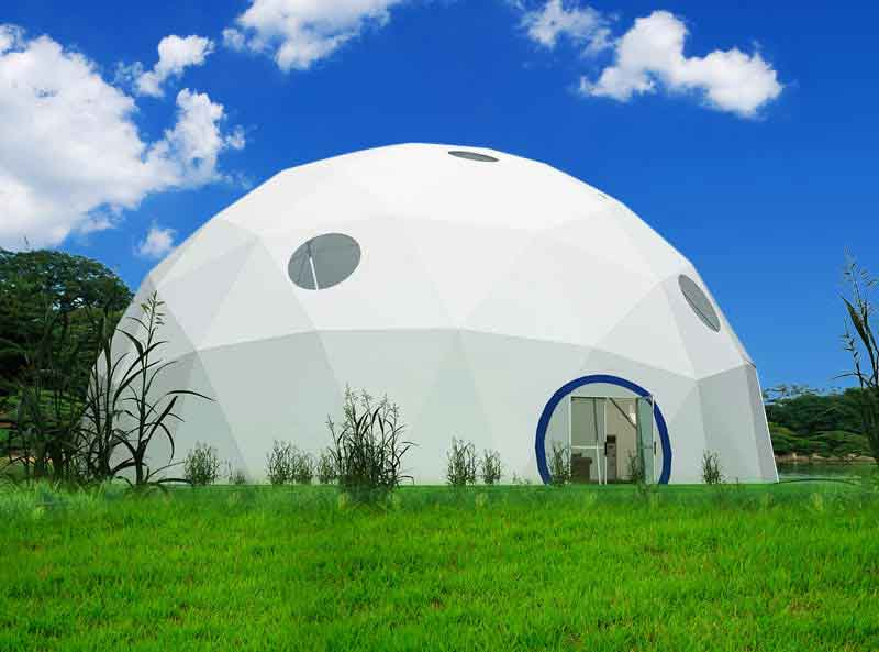Shelter Dome Tent : Dia m geodesic dome tent for sale shelter structures