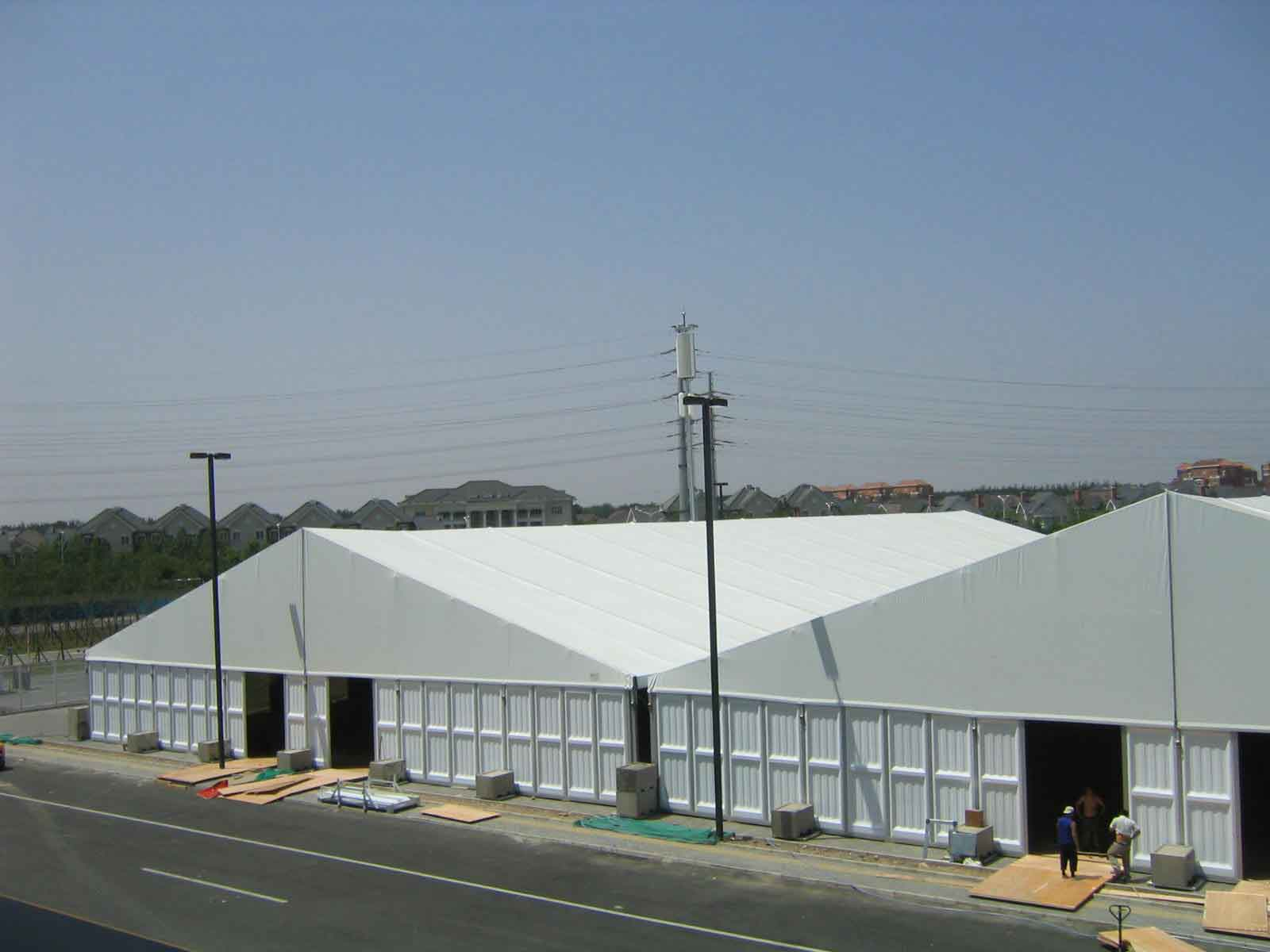 Warehouse Tent Storage Tent Shelter Structures