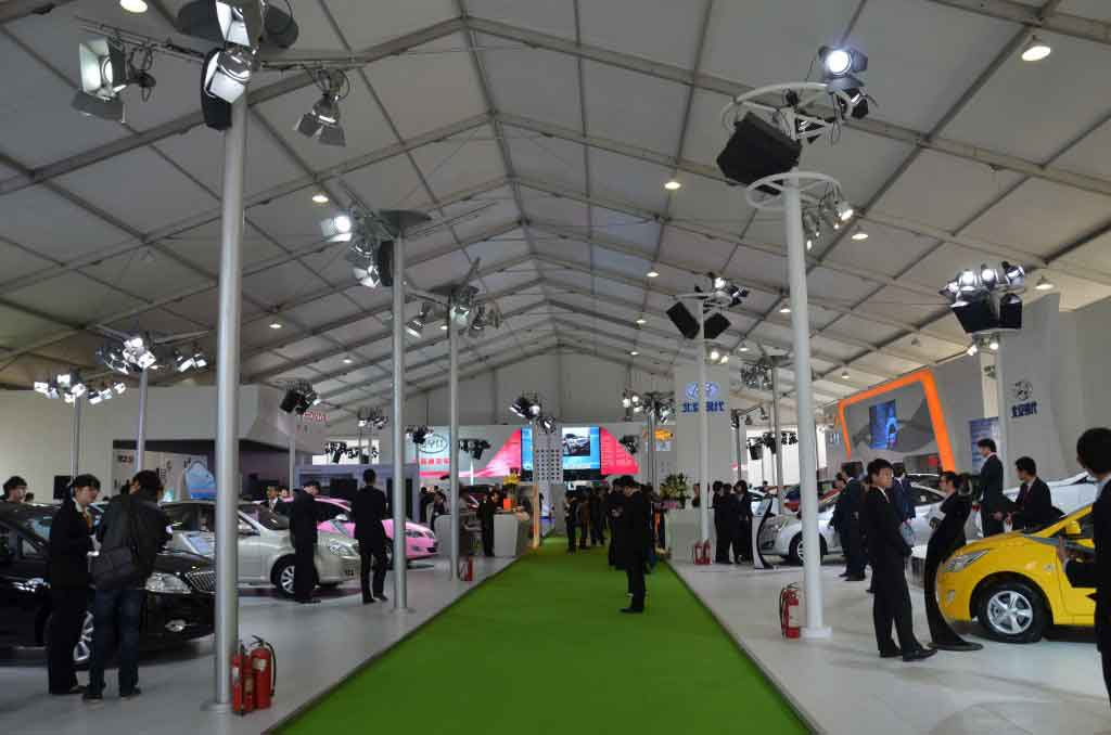 Commercial Tents Exhibition Tent Trade Show Tents