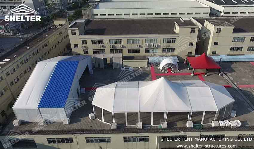 marquee tents - Large Wedding Marquee - Event Tent - Commerical Tents - Party Marquees for Sale - Shelter Tent- 1