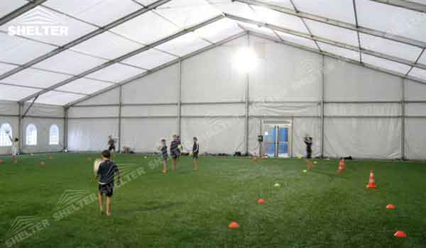 Football Court Shelter Sports Structures