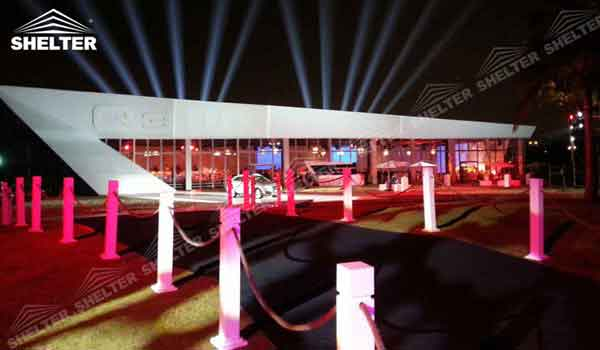 Thermo Roof Tent Shelter Inflatable Event Tent