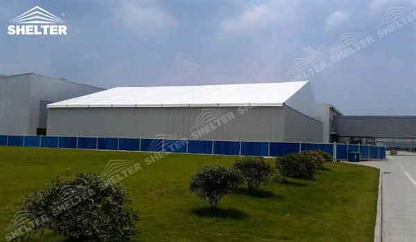 Temporary Industrial Shelters : Storage tents for sale warehouse structure shelter