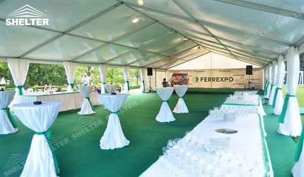 Wedding Reception Tent & Wedding Tent | Marriage Hall | Wedding Marquee | Shelter Structures