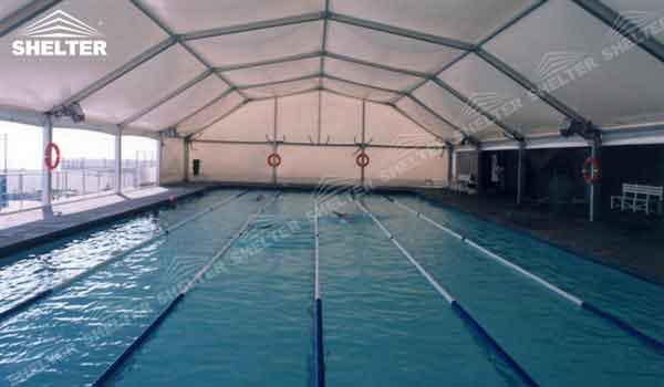 Tents for Swimming Pool Cover / Tent for Sports Court : cover it tents - memphite.com