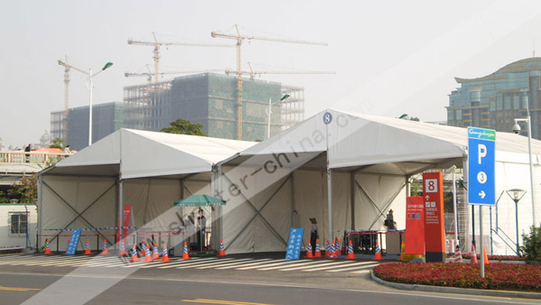 event tents - sport tents - clear span structures - shelter tent - 1