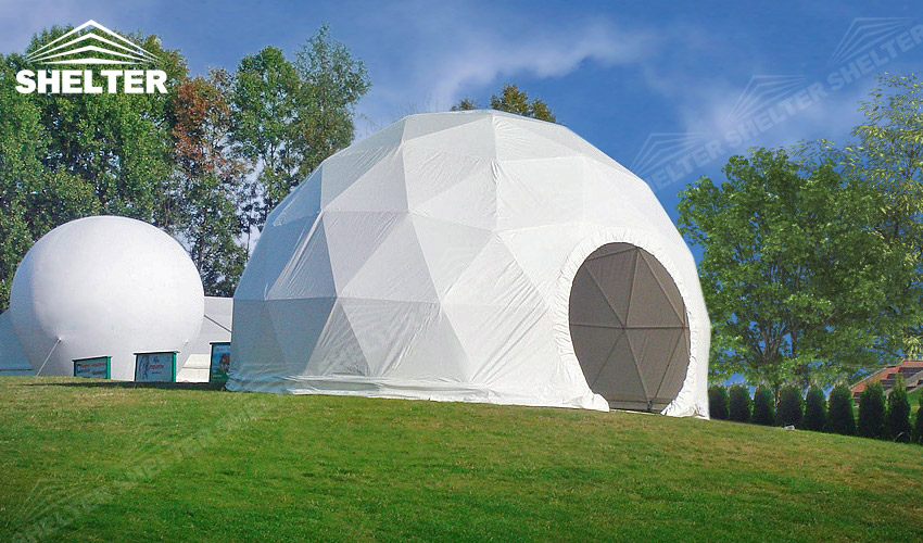 Shleter For Tents : M dome tents geodesic tent for sale