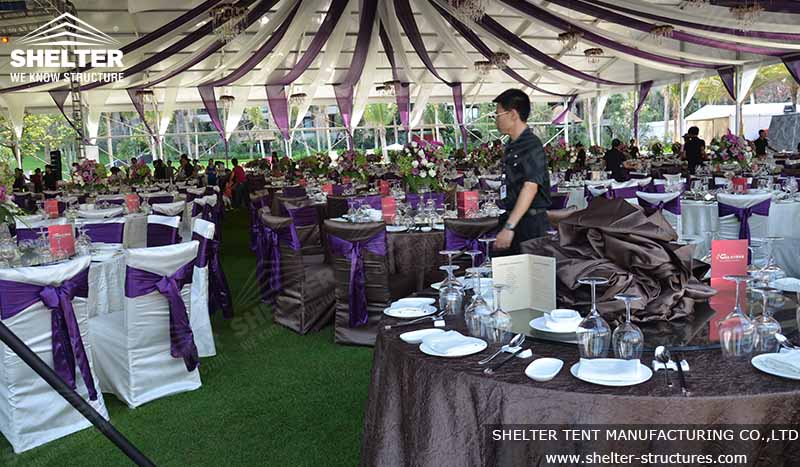 large event tent - tent for parties - party marquee for sale - shelter tent - 5