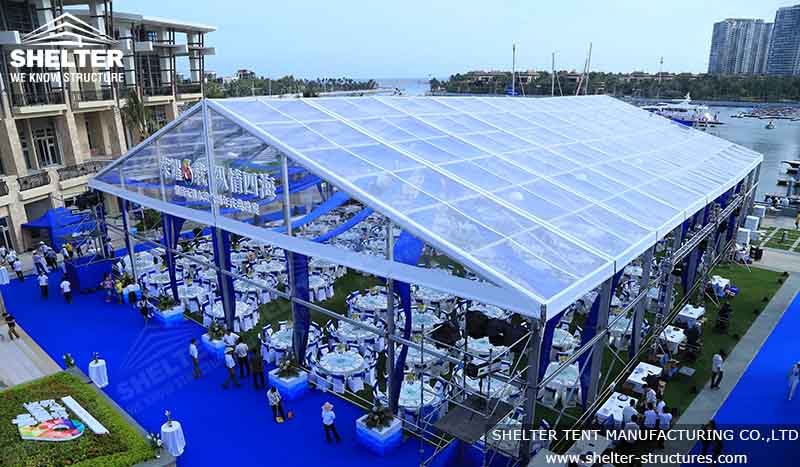 large event tent - tent for parties - party marquee for sale - shelter tent - 6