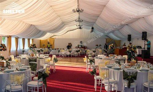 Original size is 500 × 300 pixels. SHELTER Large Wedding Marquee u2013 Party Tent ... & SHELTER Large Wedding Marquee - Party Tent - Outdoor Wedding Tents ...