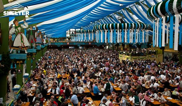 Beer Tent for 1000 u2013 2000 Seat | Outdoor Festival Tents Supplier & Party Tents For Sale | Shelter Tent