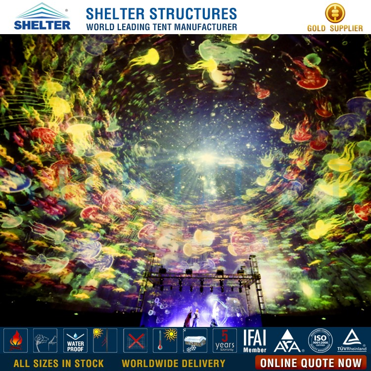 Shelter Projection Domes (53)