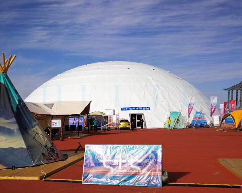 Fabric Dome Event Structures PartyWedding Marquees Clear span Tent