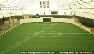 Shelter Indoor Football Field - Backyard Basketball Court - Sport Structures -3_Jc