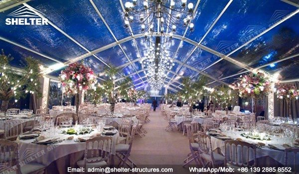 10 Amazing Wedding Tent Decoration - Reception Decoration Idea - Shelter Structures & 10 Amazing Wedding Tent Decoration - Reception Decoration Idea ...