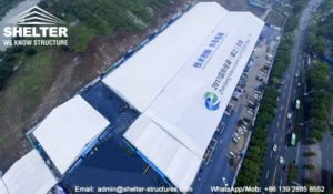 SHELTER Large Exhibition Hall for Zhenjiang International Low Carbon Expo. -7