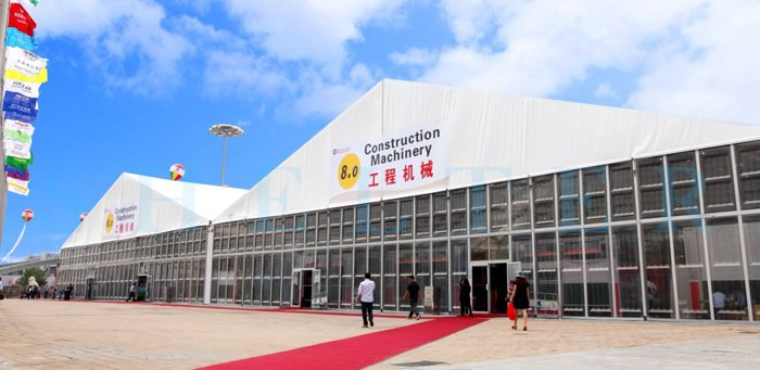 Shelter Trade Show Tents Supplier - Expo Tent for Sale - Canton Fair