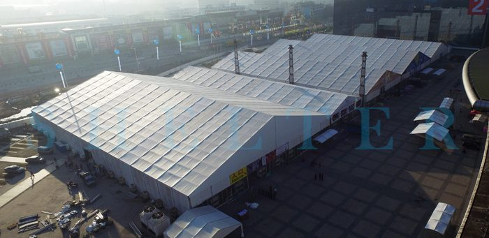 Shelter Trade Show Tents Supplier - Expo Tent for Sale - Fashion Collection Expo