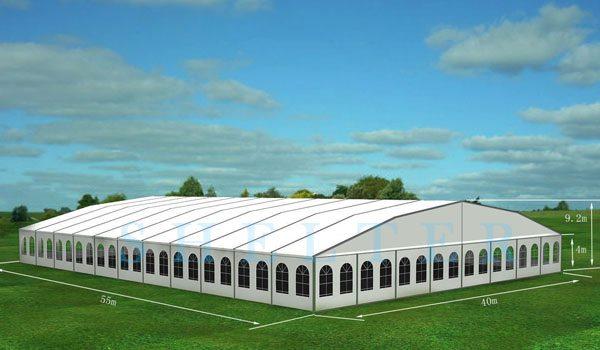 40x55m Polygonal Tent