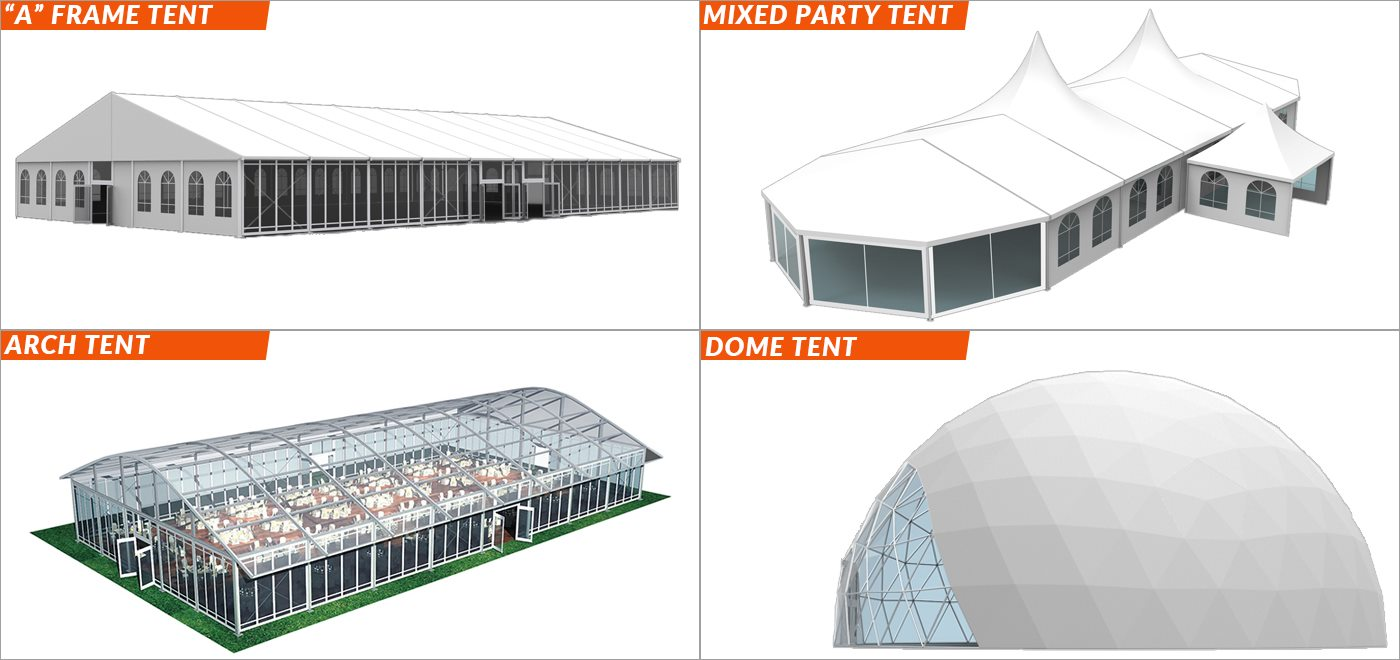 tent purchase guide clear span tent design event marquee supplier china