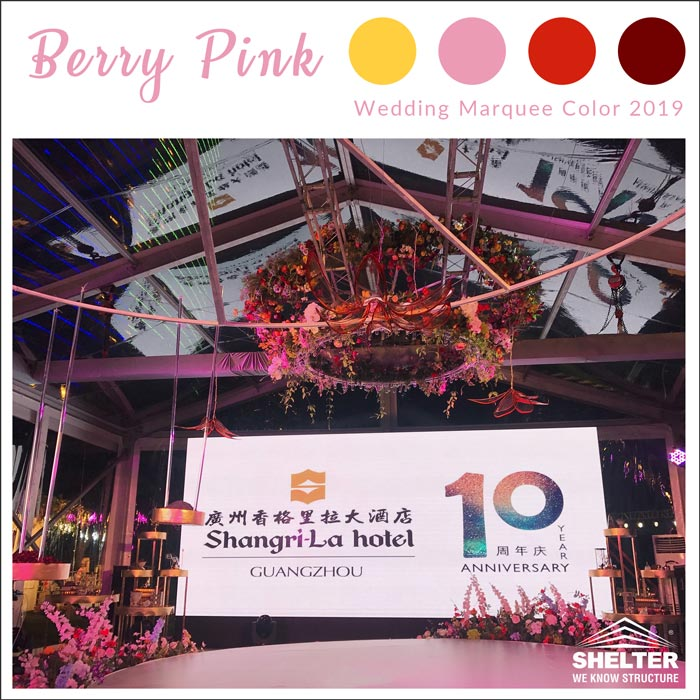 berry-pink-wedding-marquee-color-2019