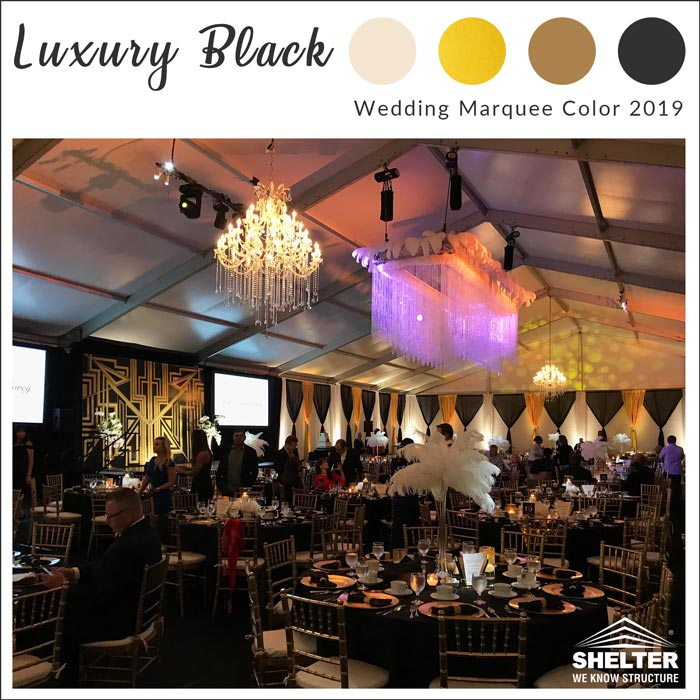 luxury-black-wedding-marquee-color-2019