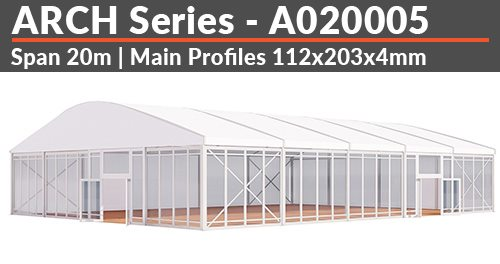 A20-112x203-arch-roof-tent-with-glass-wall-2