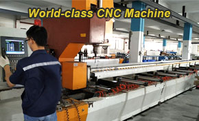 why choose shelter carport- world class cnc machine