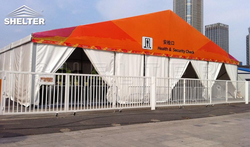 Drive-Thru Testing Tents For Convid-19-Shetler-emergency tent-4